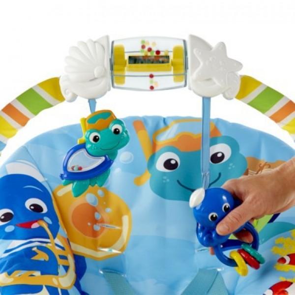 93211318fa40 Baby Einstein Rhythm of the Reef Rocker - Best Educational Infant ...