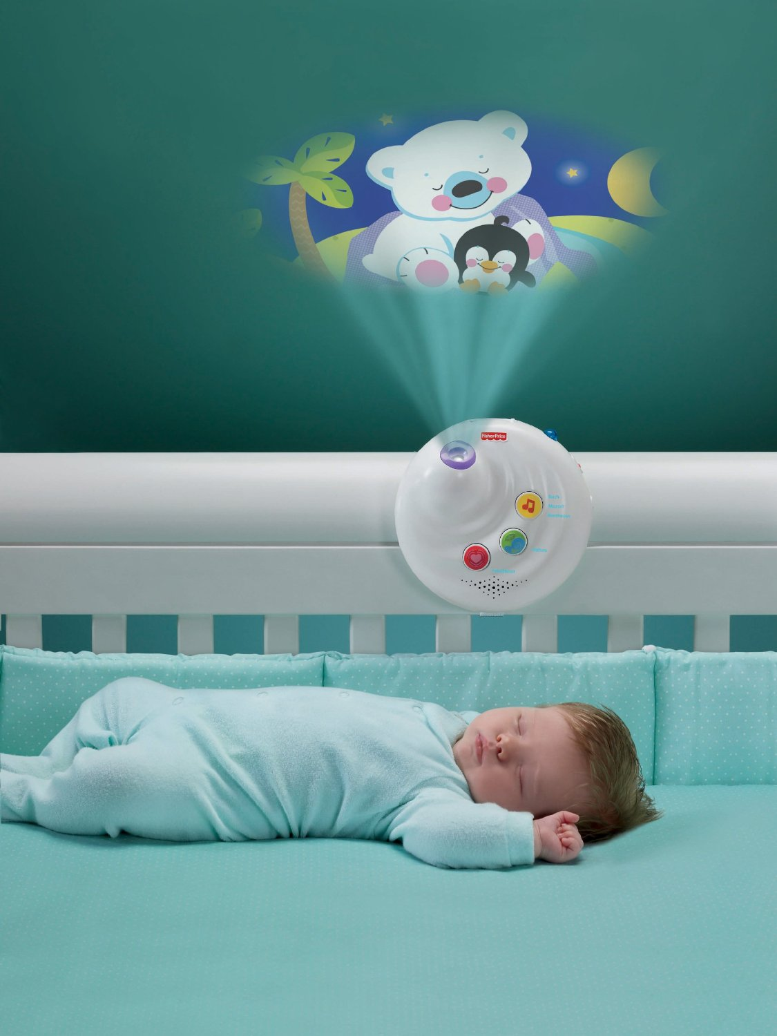 Precious planet 2 in 1 projection mobile