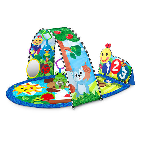 Baby Einstein Caterpillar Kickin Tunes Activity Gym Best
