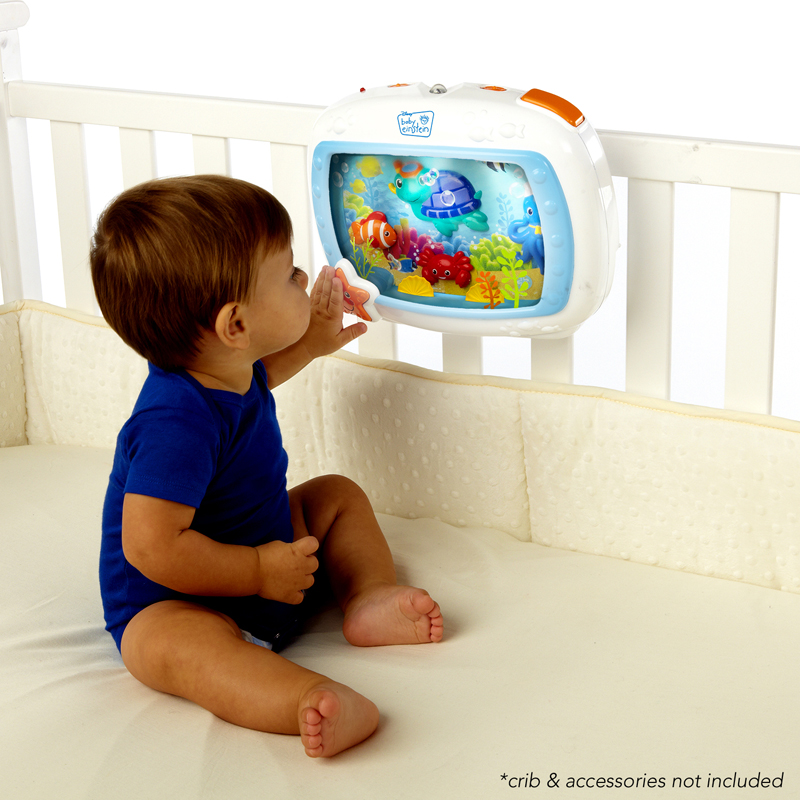 Baby Einstein Sea Dreams Soother Crib Toy Best Educational Infant