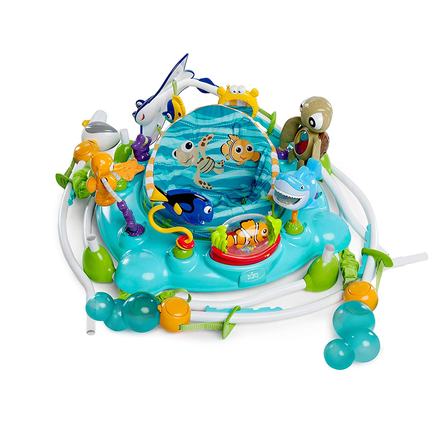 ee9baa49afdf Disney Finding Nemo Sea of Activities Jumper Jumperoo - Best ...