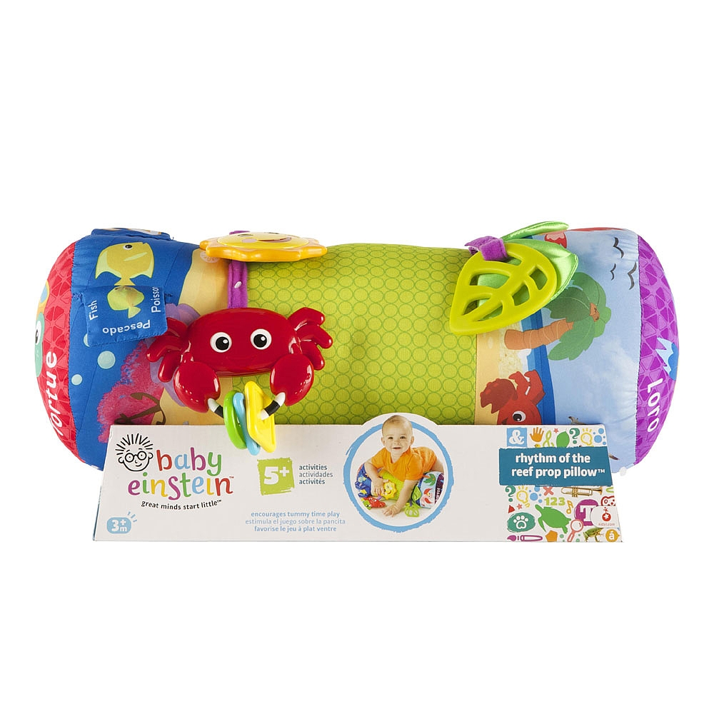 Baby Einstein Rhythm Of The Reef Prop Pillow Best