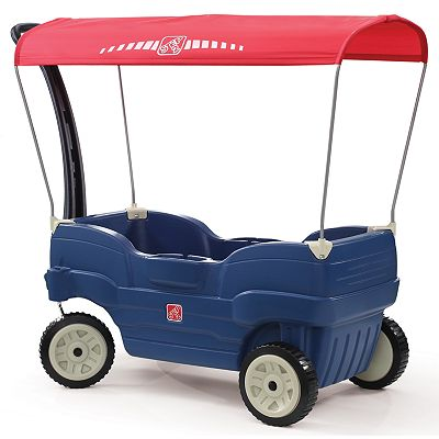 Step2 Canopy Cruise Wagon Best Educational Infant Toys