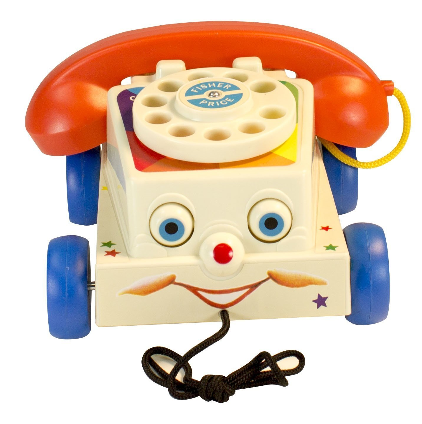 Classic Fisher Price Toys : Fisher price classic chatter phone best educational