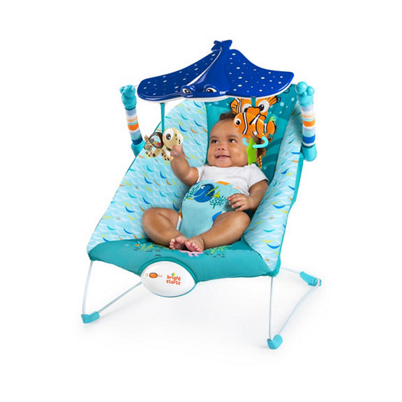 Bright Starts Disney Finding Nemo See Amp Swim Bouncer