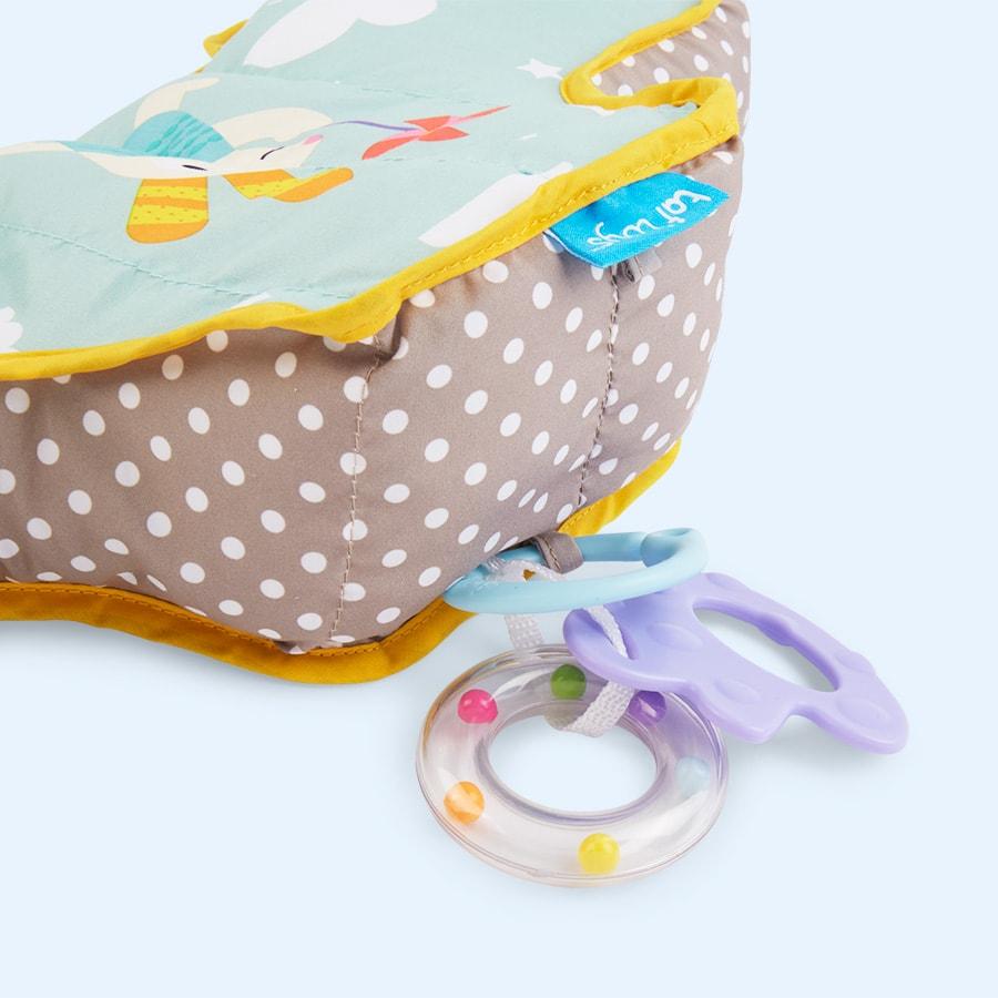 Taf Toys Developmental Pillow Best Educational Infant