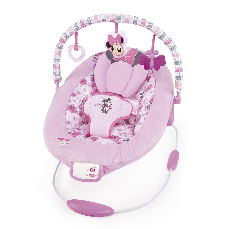 Bright Starts Disney Minnie Mouse Precious Petals