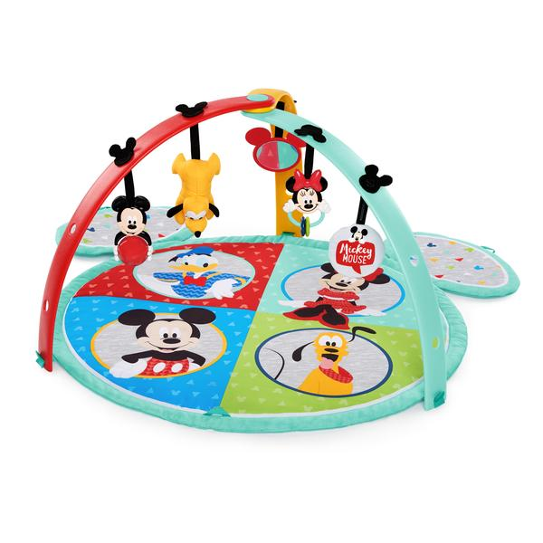 Disney Baby Mickey Mouse Easy Store Playmat Activity Gym ...
