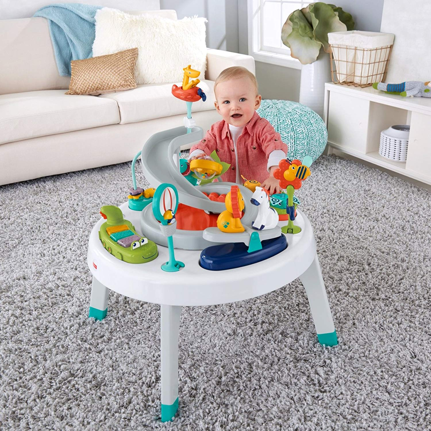 Fisher Price 2 In 1 Sit To Stand Activity Center Best