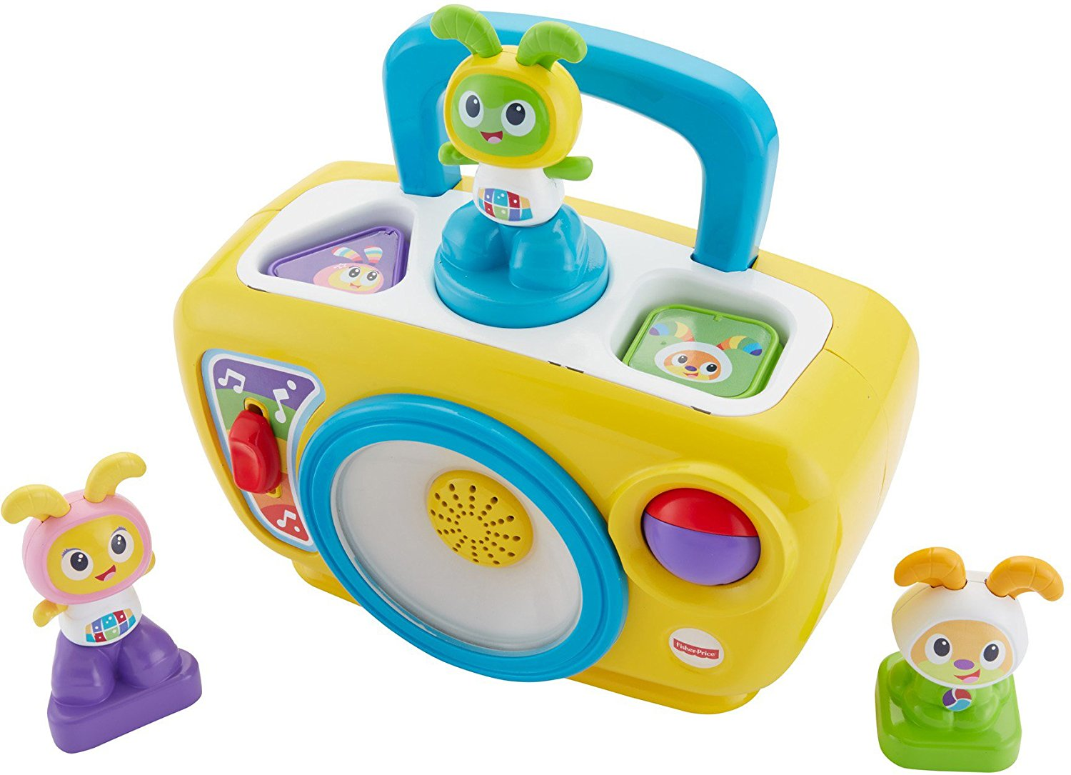 Fisher Price Bright Beats BeatBo Boogie Boom Box - Best