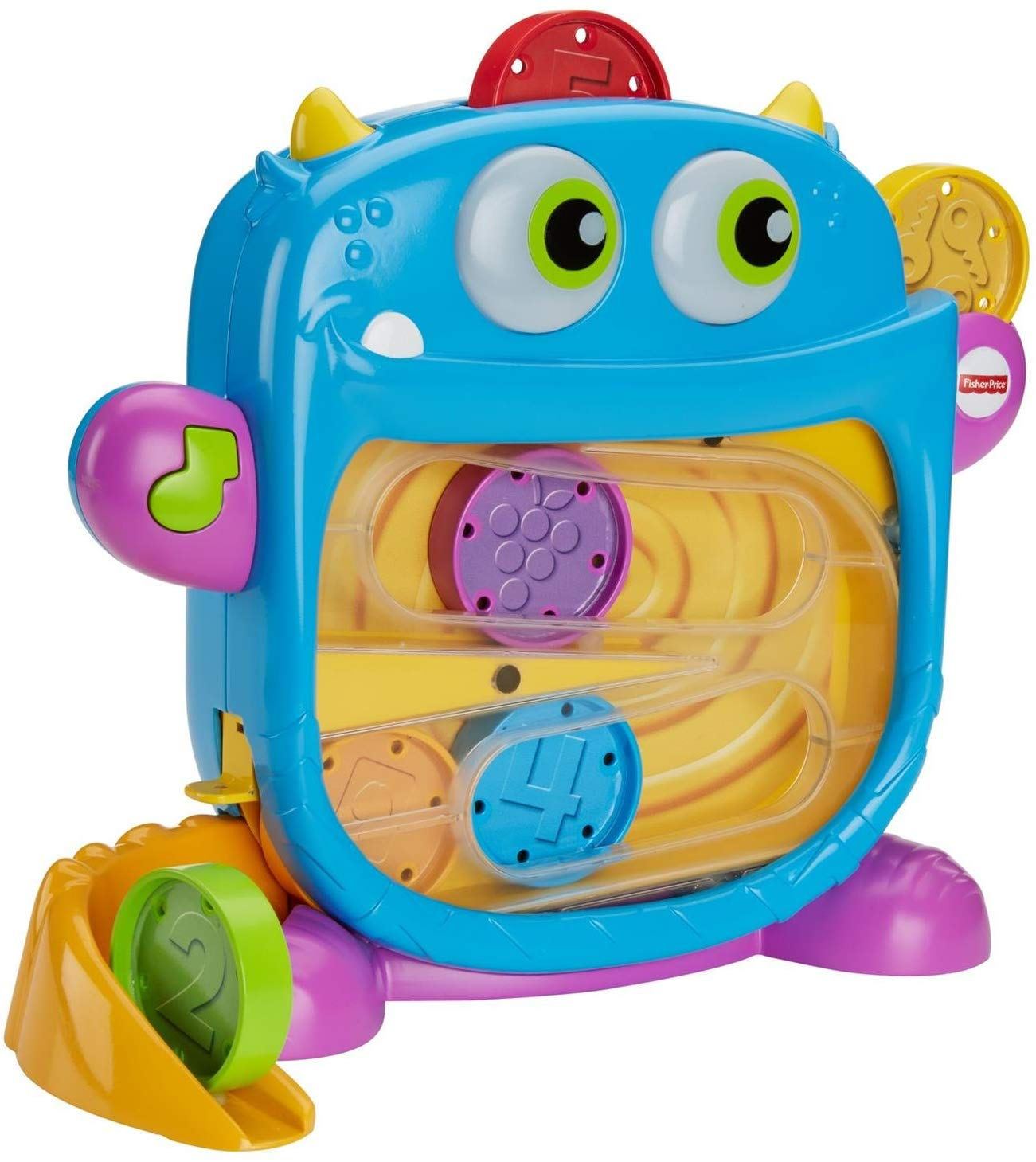 Fisher Price Hungry Monster Maze - Best Educational Infant ...