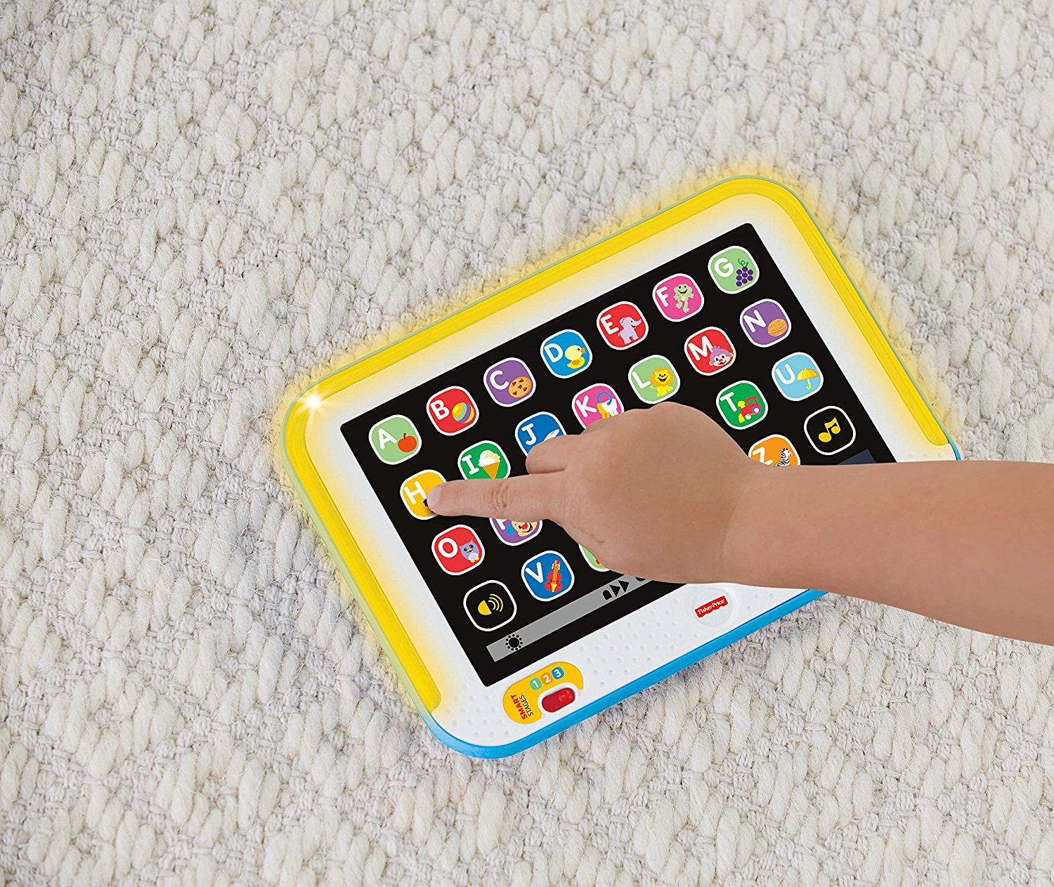 Fisher Price Laugh Learn Smart Stages Tablet Best Educational Phone