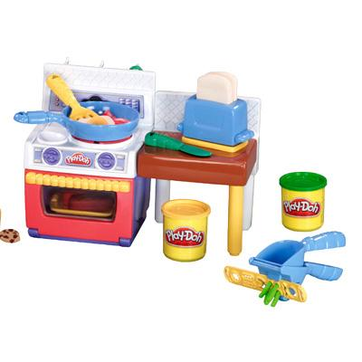 Play doh fun with food meal makin kitchen playset best for Play doh cuisine