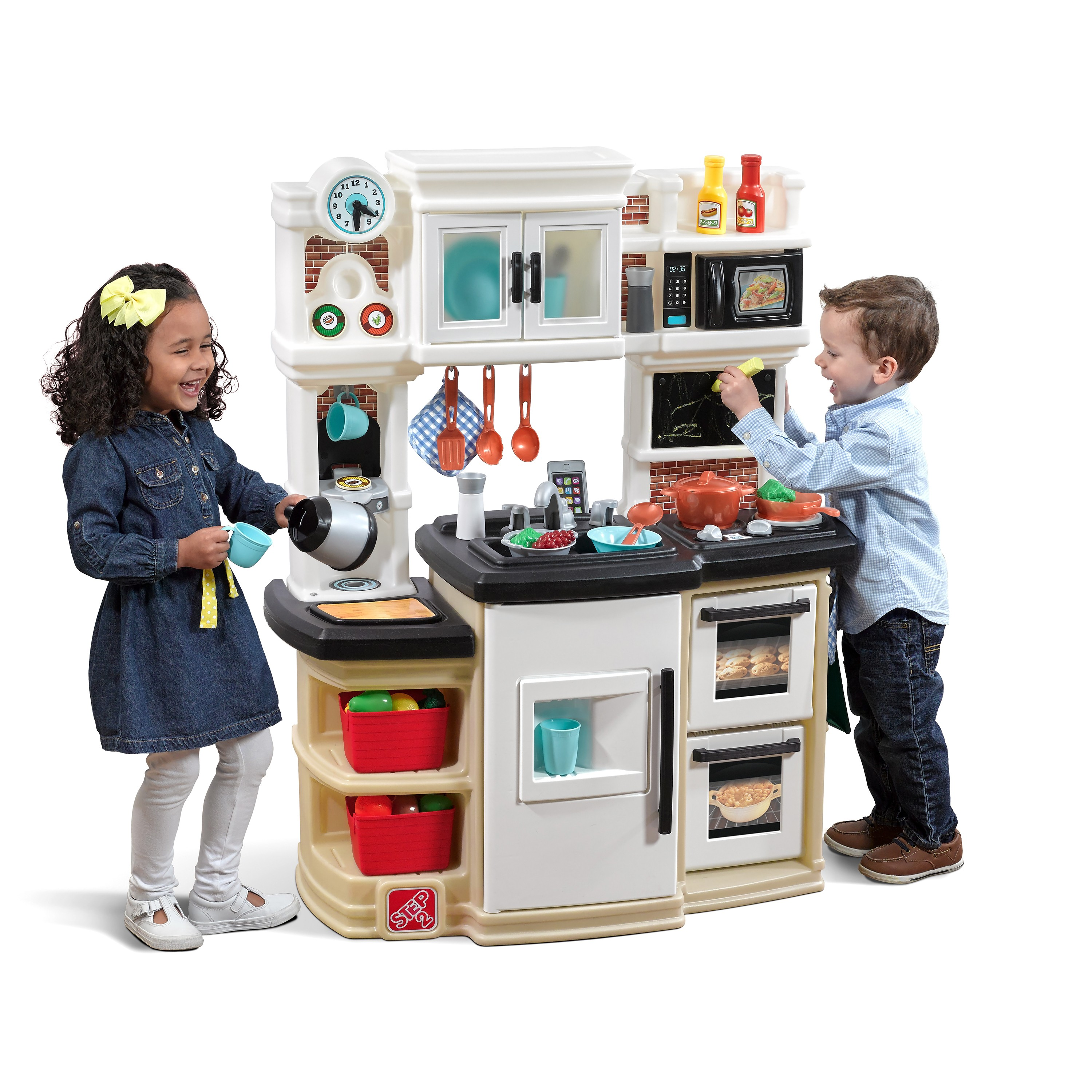 Step2 Great Gourmet Kitchen - Best Educational Infant Toys ...