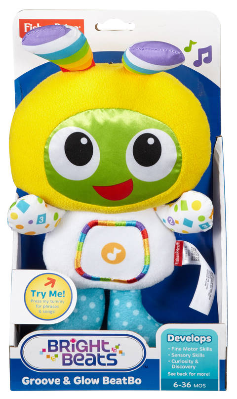 Wonderlijk Fisher Price Groove & Glow Beatbo - Best Educational Infant Toys SF-42