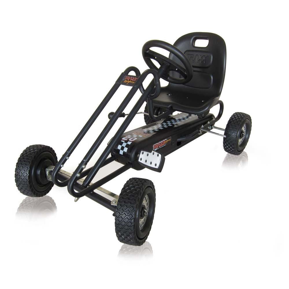 hauck 90109 lightning go cart kart titan black best educational infant toys stores singapore. Black Bedroom Furniture Sets. Home Design Ideas