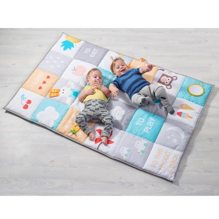 Taf Toys I Love Big Mat Soft Colors Best Educational