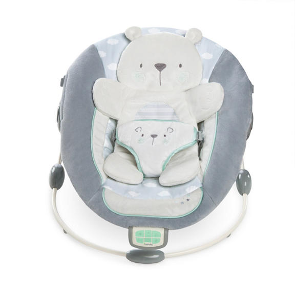 Ingenuity Inlighten Bouncer Twinkle Twinkle Teddy Bear