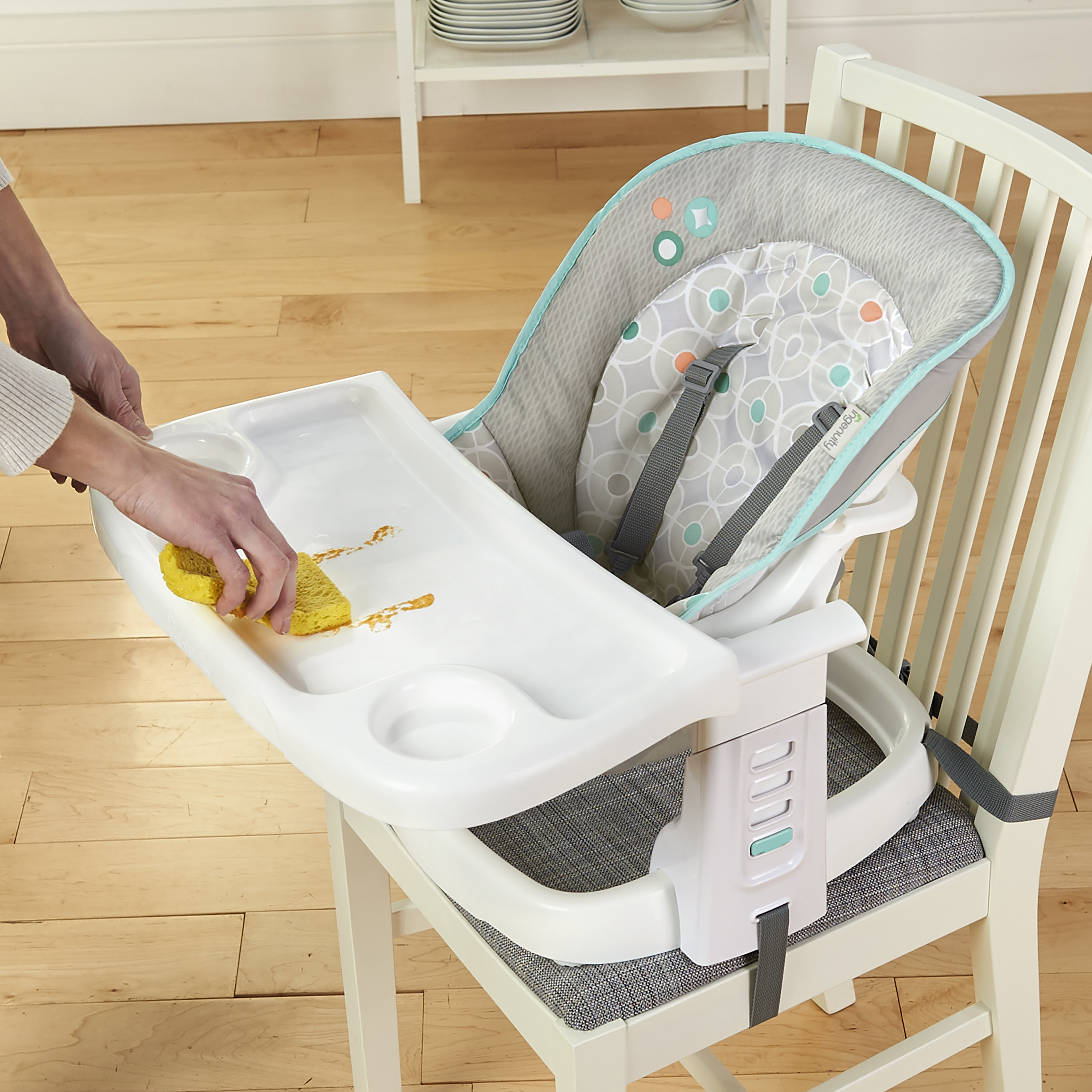 Ingenuity High Chair ChairMate Benson booster - Best ...