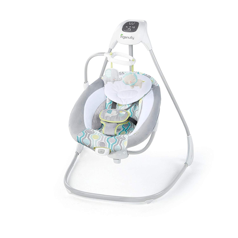 Ingenuity Swing SimpleComfort Cradling Everston cradle ...