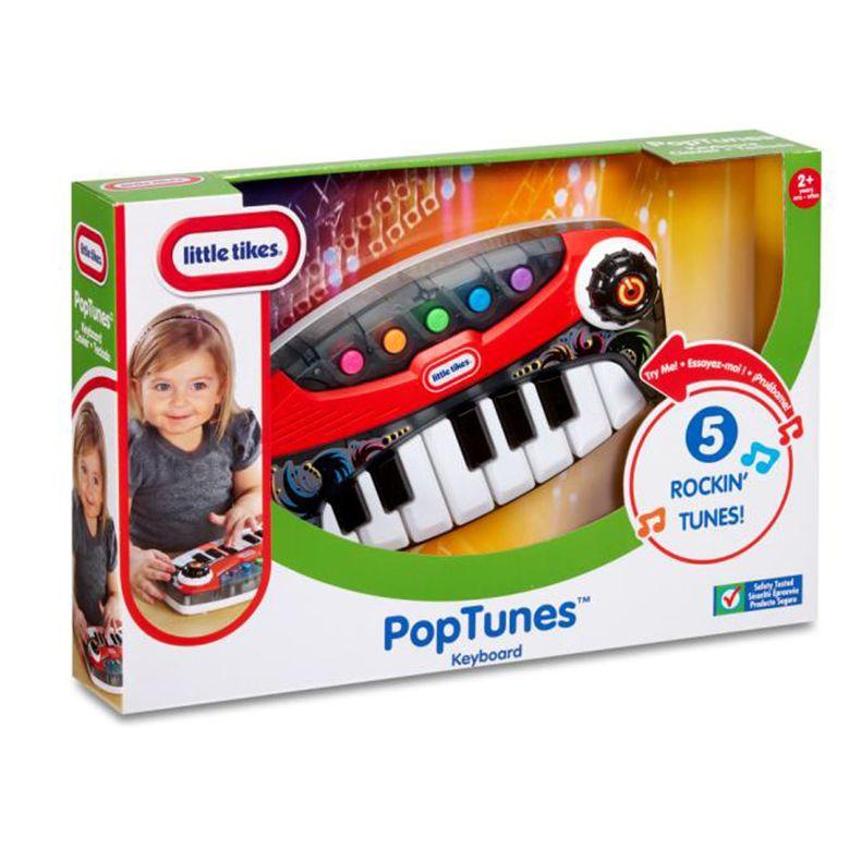little tikes poptunes keyboard piano