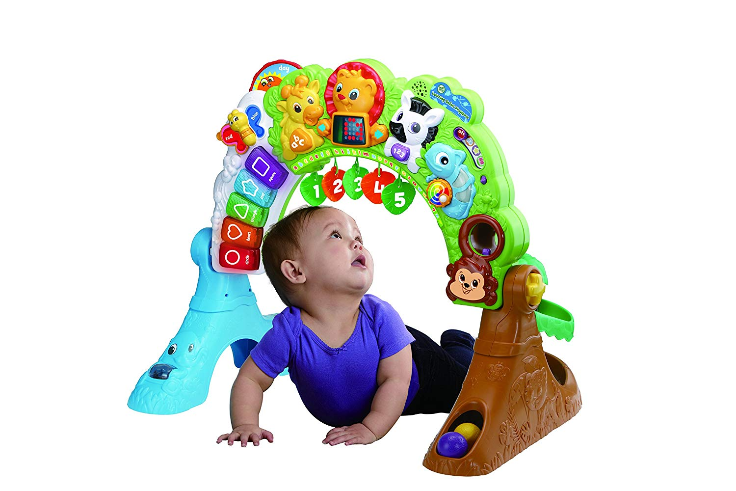 Leapfrog Learning Safari Playspace Activity Center - Best ...