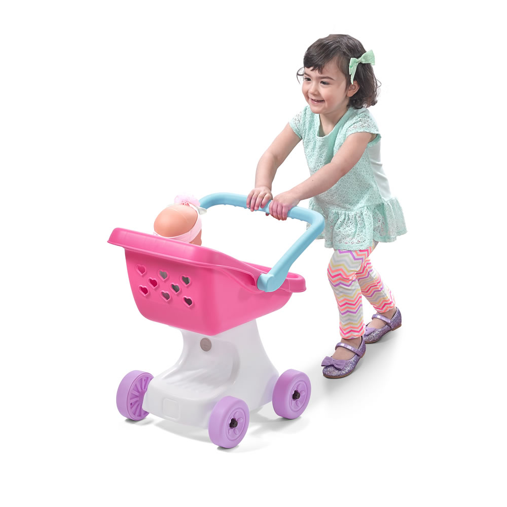 Step2 Love & Care Doll Stroller - Best Educational Infant Toys stores  Singapore