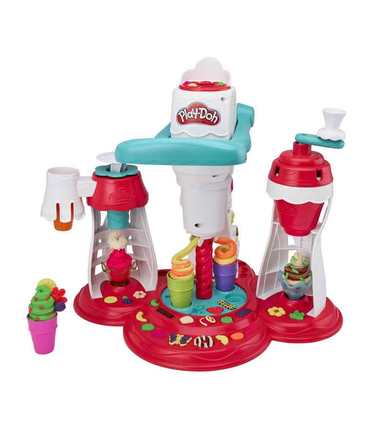 Play Doh Kitchen Creations Ultimate Swirl Ice Cream Maker Best