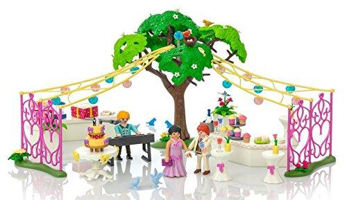 Playmobil wedding reception 9228 best educational infant toys playmobil wedding reception 9228 junglespirit Images
