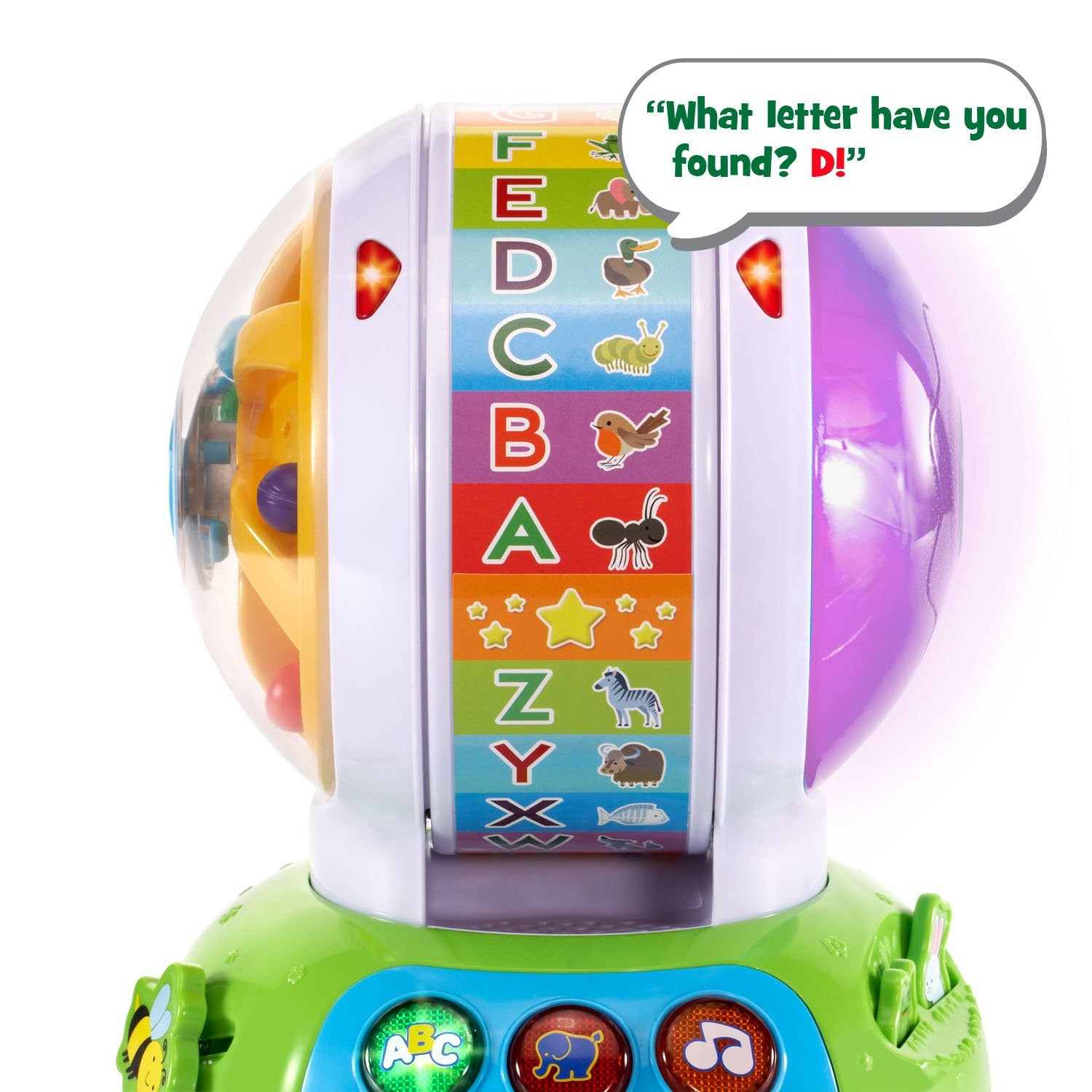 Leapfrog Scout s Alphabet Zoo Ball Best Educational Infant Toys