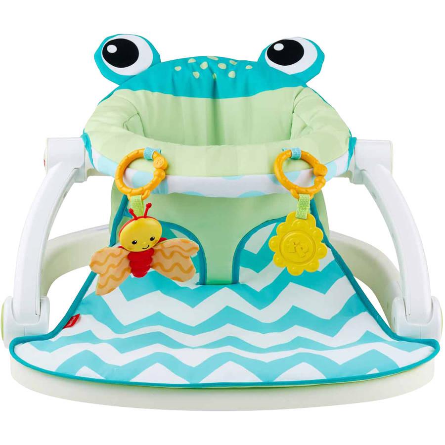 Fisher Price Sit Me Up Floor Seat Frogcitrus Frog Best