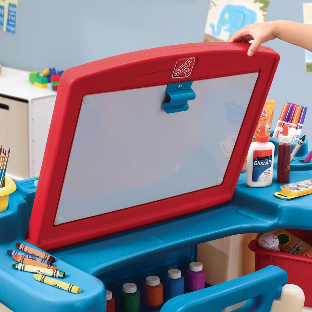 Studio Art Desk Best Educational Infant Toys Stores