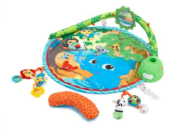 Little Tikes Sway N Play Gym Mat Best Educational Infant