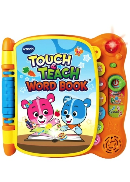 vtech touch and teach word book my 1st word book best