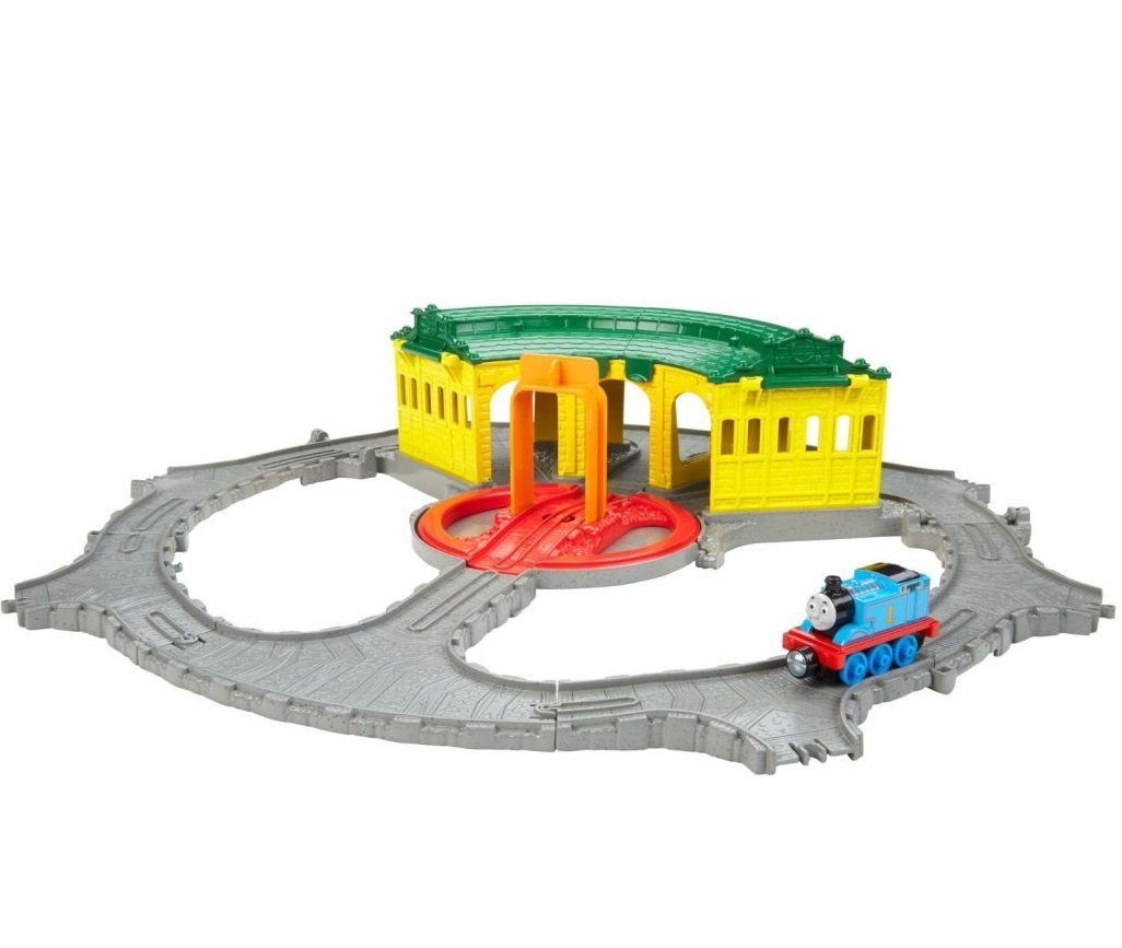 Tidmouth Sheds Take N Play Best Educational Infant Toys