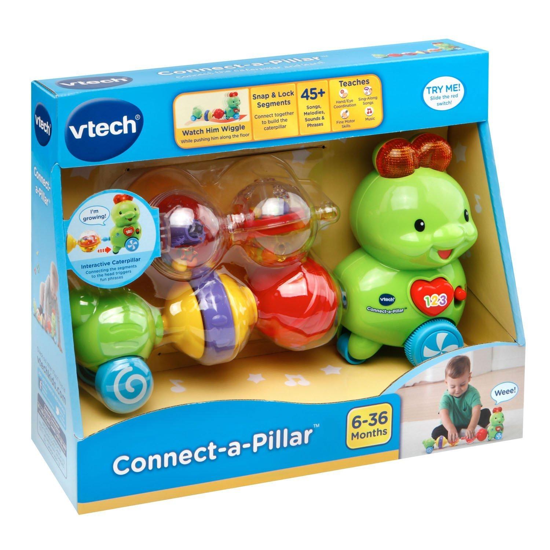 Vtech Connect-a-Pillar Caterpillar - Best Educational Infant