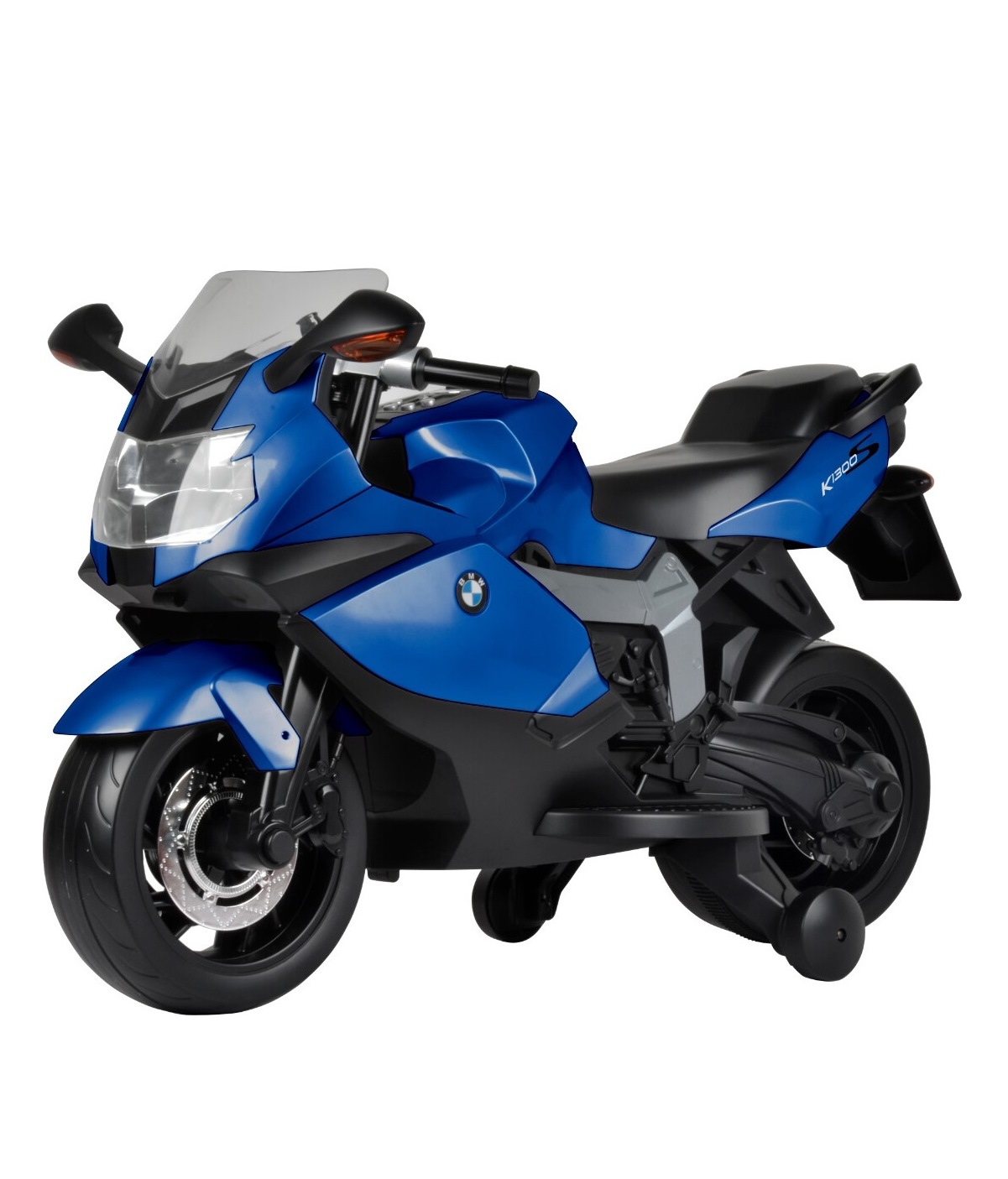 battery operated bmw motorbike scooter k1300s (blue/red/white