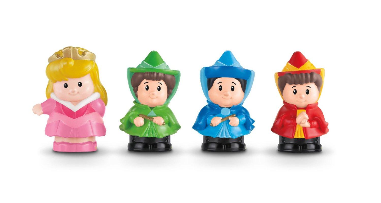 Little People Disney Aurora and Friends Best Educational Infant