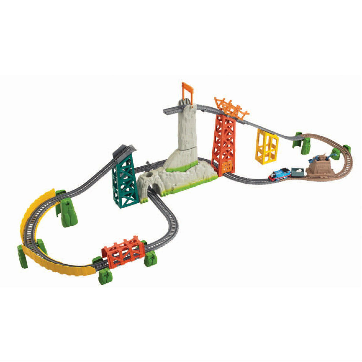 Avalanche Escape Trackmaster Set Best Educational Infant Toys