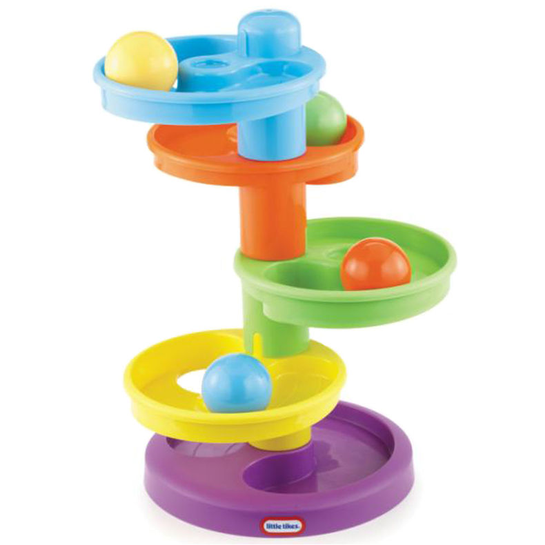 Ball Drop And Roll Best Educational Infant Toys Stores