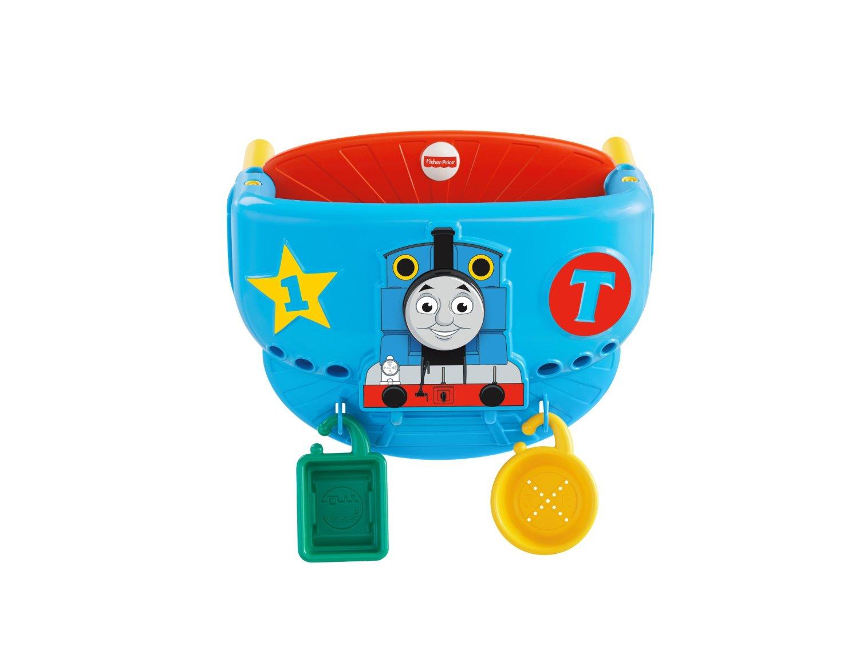 Thomas Whistle \'n Wash Storage Bath Caddy - Best Educational Infant ...
