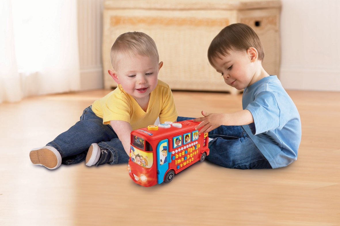 Vtech Playtime Bus with Phonics - Best Educational Infant ...