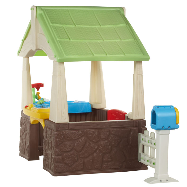 Little Tikes Deluxe Home Garden Playhouse Best Educational Infant Toys Stores Singapore