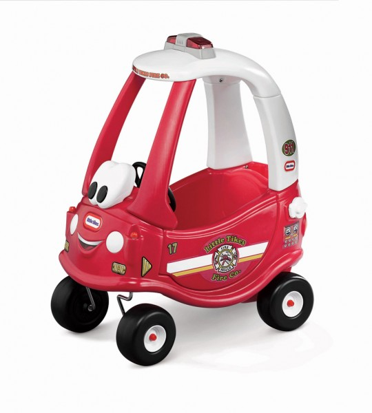Little tikes ride rescue cozy coupe best educational - Little tikes cosy coupe car best price ...