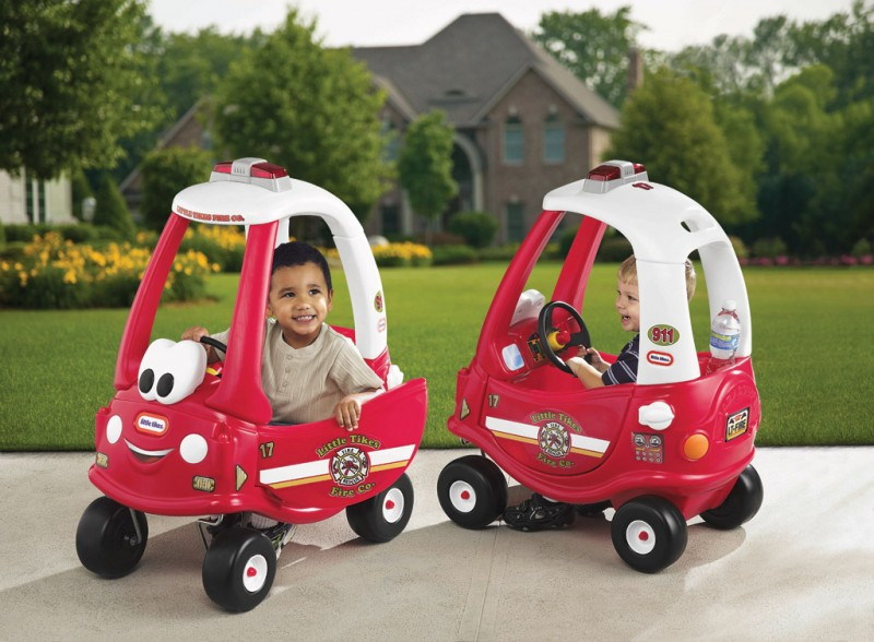 Little Tikes Ride On Toys : Little tikes ride rescue cozy coupe best educational infant