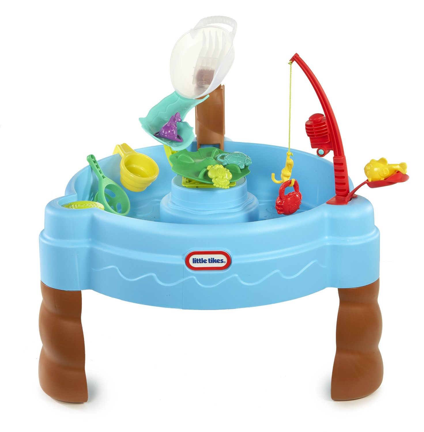 Little tikes fish n splash water table best educational for Fisher price fish bowl