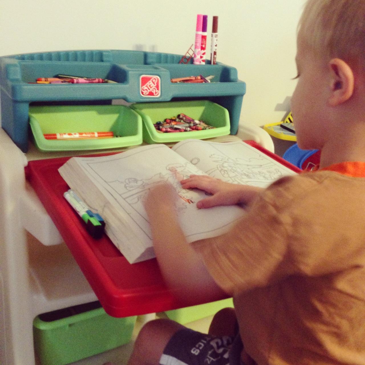 Step2 Flip Amp Doodle Easel Desk Best Educational Infant