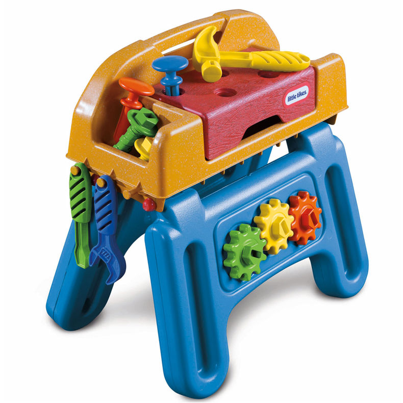 Little Handiworker Work Tool Bench Best Educational