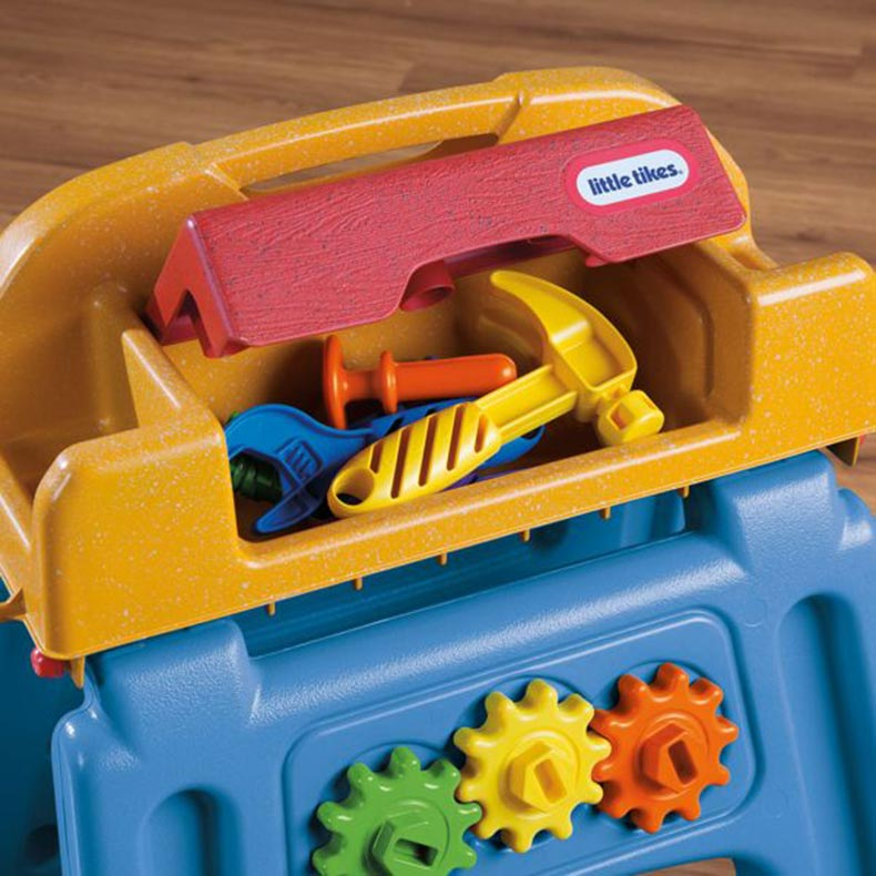 Little Handiworker Work Tool Bench Best Educational Infant Toys Stores Singapore