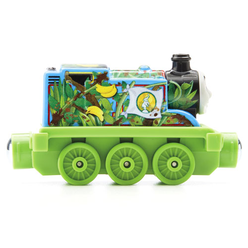 Jungle Adventure Thomas Miniature Take N Play Best